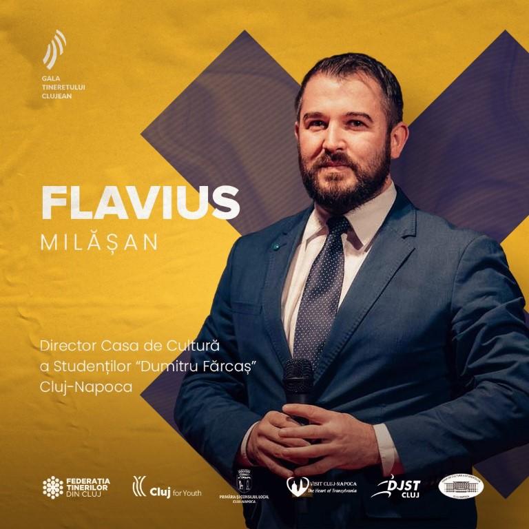 Flavius Milășan